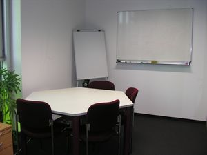 Space for focus group